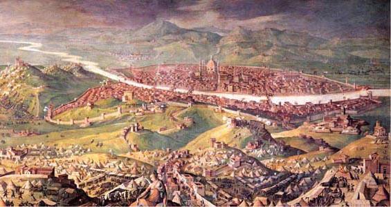 assedio di Firenze 1527