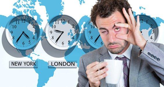 sindrome da fuso orario