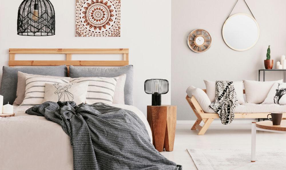 Chiardiluna - Come arredare la camera da letto: le tendenze in arrivo nel 2021