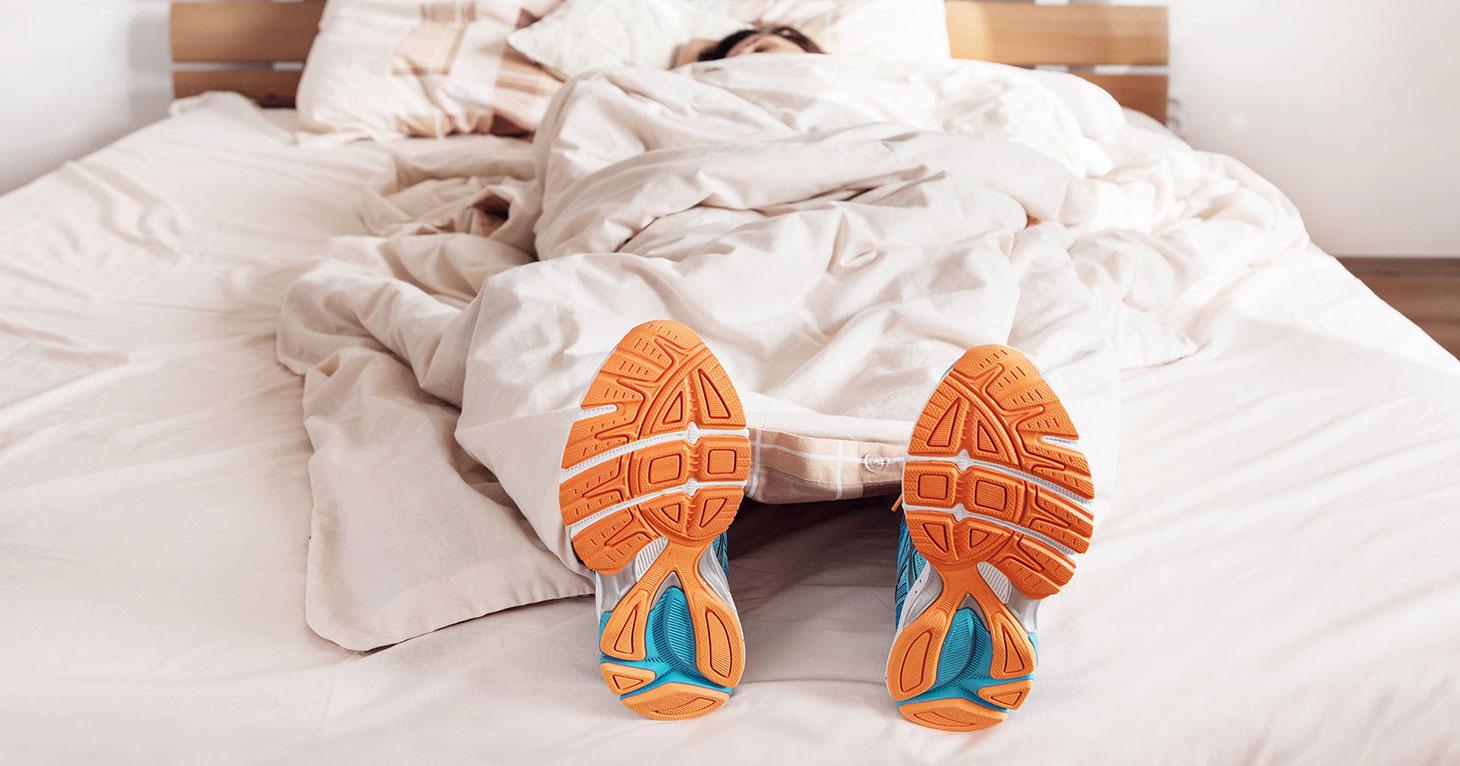 Chiardiluna - Attività sportive per combattere l'insonnia