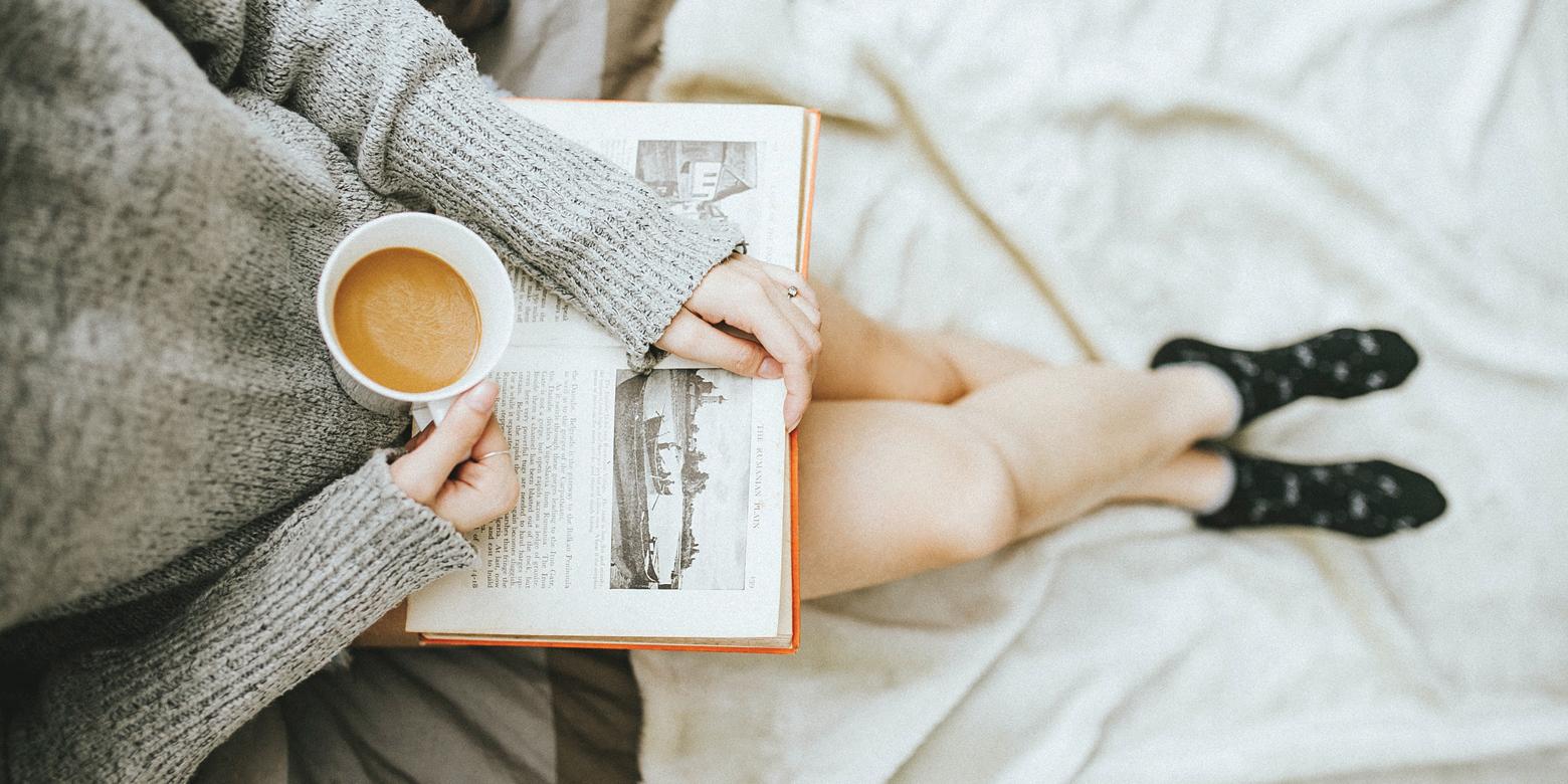 Chiardiluna - Benefici della lettura prima di dormire