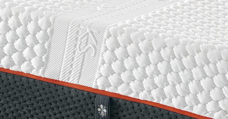 Chiardiluna - Segreti del Memory Foam - Materasso KS